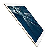 Apple iPad Pro - Tablet de 12.9 pulgadas (WiFi, 128 GB, 2 GB de RAM, cámara 8 MP, iOS 9), Color Dorado (Reacondicionado)