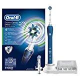Oral-B Smart Series 4000 - Cepillo de Dientes Eléctrico con Tecnología Braun