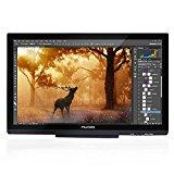 Huion GT-220V2 Negro Tableta gráfica, Pantalla Creativa Interactiva, 21.5 Pulgadas, 8192 Niveles, IPS HD Panel