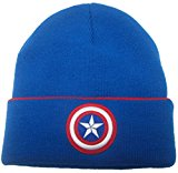 Capitán América gorro Junior