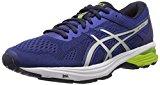 Asics GT-1000 6 (T7A4N)-  Zapatillas de deporte para hombre, Azul (Limoges/Silver/Peacoat), 42 EU