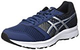 Asics Patriot 8, Zapatillas de running Hombre, Azul (Insignia Blue/Silver/Black), 42.5 EU