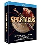 Coleccion Spartacus (Dioses De La Arena+Sangre Y Arena+Venganza+La Guerra De Los Condenados) Blu-Ray [Blu-ray]