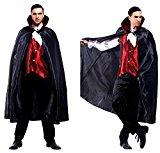 Carnaval de los hombres Disfraz de vampiro adulto