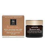Apivita - Crema antienvejecimiento holística de noche queen bee