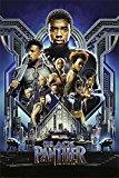 Close Up Póster Black Panther - Long Live The King [One Sheet] (61cm x 91,5cm) + 1 póster Sorpresa de Regalo