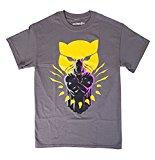 Marvel Black Panther Strong Panther Gráfico Camiseta | M