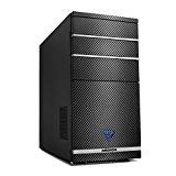 MEDION M11 - Ordenador de sobremesa (Intel Core_i5 2.7 GHz, nVidia GeForce GTX750 - 2 GB DDR5, disco duro de 1 TB, 8 GB de RAM) negro
