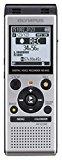 Olympus WS-852 Grabadora de voz digital de calidad con micrófonos estéreo, 7 Escenas de Grabación, Búsqueda en el Calendario, USB Directo, filtro de Voz, Filtro Low-Cut y 4 GB de memoria