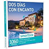SMARTBOX - Caja Regalo -DOS DÍAS CON ENCANTO - 1060 hoteles de hasta 4*, casas rurales, masías y cortijos en España, Italia, Francia y Portugal