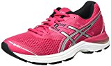 Asics T7D8N2093, Zapatillas de Running Mujer, Rosa (Cosmo Pink/Silver/Black), 38 EU