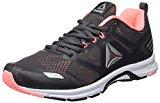 Reebok Ahary Runner, Zapatillas de Running Para Mujer, Gris (Ash Grey/Sour Melon/Silver/White), 38 EU