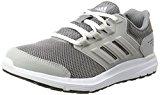 adidas Galaxy 4 W, Zapatillas de Running Para Mujer, Gris (Grey Three/Grey Two/Footwear White), 37 1/3 EU