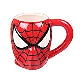 Marvel Official Spiderman 3D Mug