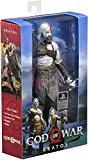 NECA- Figura Articulada God of War Kratos, Multicolor (NECA49323)