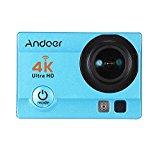Andoer® Cámara de acción con pantalla LCD de 2