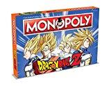 Winning Moves 2565 DRAGON BALL Z Monopoly Juego de mesa [Ingles]