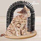 My Pet Ez Arco Masajeador para Gatos - 1 Unidad