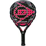 Pala de pádel Titan Dunlop, Rosa (Pink)