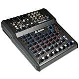Alesis MultiMix 8 USB FX - Mezclador de estudio compacto de 8 canales con efectos incorporados e interfaz de audio USB para sonido en directo y grabación en estudio doméstico