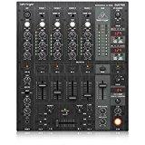 Behringer Pro Mixer DJX750 5 canales para DJ, PRO MIXER DJX750, Mixer