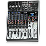 Behringer XENYX X1204USB mezclador para directo x, 12 puertos