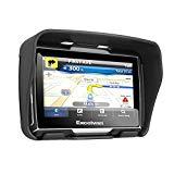 Excelvan W4 - Navegador GPS para coches y motocicletas de 4.3