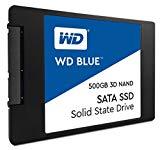 Western Digital WDS500G2B0A WD Blue - Disco de estado sólido, 500GB, 2.5