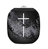 Ultimate Ears Wonderboom Altavoz Portátil Inalámbrico Bluetooth, Sonido Envolvente de 360°, Impermeable, Conexión de 2 Altavoces para Sonido Potente, Batería de 10 h, Negro (Concrete)