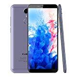 Smartphone Móvil Libres 4G Cubot Nova 5,5'' Android 8,1 3+ 16GB Dual Nano SIM Cámara 13 MP/8 MP Huella Dactilar MT6739 1.5GHz Octa Core Batería de 2800mAH Teléfono