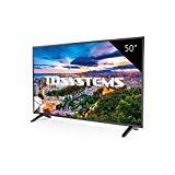 Televisor Led 50 Pulgadas Full HD Smart TD Systems K50DLM8FS. Resolución 1920 x 1080, 3X HDMI, VGA, 2X USB, Smart TV.