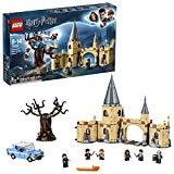 LEGO75953HarryPotterSauceBoxeadordeHogwartsJuguetedeConstrucciónconFordAnglia,6MiniFigurasyLechuzaHedwig