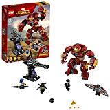 LEGO 76104 Super Heroes Incursión demoledora del Hulkbuster (Descontinuado por Fabricante)