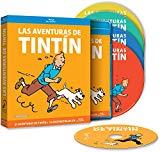 Las Aventuras De Tintin - Bd [Blu-ray]