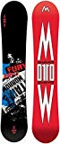 Morrow-Tabla de snowboard Morrow Fury para hombre-hombre-negro, negro