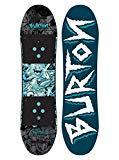 Burton Chopper Tabla de Snowboard, Unisex niños, Azul/Negro, 115