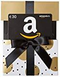 Tarjeta Regalo Amazon.es - €30 (Tarjeta Gold Desplegable)