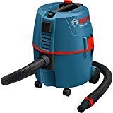 Bosch Professional GAS 20 L SFC - Aspirador seco/húmedo (1200 W, capacidad 20 l, manguera 3 m, SFC, 215 mbar)