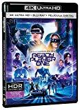 Ready Player One 4k Uhd [Blu-ray]