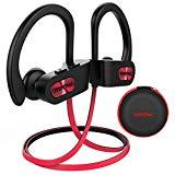 Mpow Auriculares Bluetooth Deportivos, Flame Inalámbricos Running IPX7 Impermeable Cascos V5.0 In-Ear, Correr con Micrófono, Cancelación de Ruido Gimnasio,Viajes,Deporte
