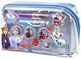 Frozen Essential Makeup Bag - Neceser Frozen II, Set de Maquillaje para Niñas