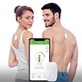 Upright Dispositivo corrector de postura corporal, para la espalda, -[Versión inglés]