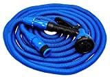 Xpansy Hose Pro C2615B Manguera Extensible con la Presión del Agua, Azul, 15 metros