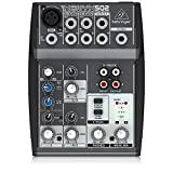 Behringer 502 - Mesa mezclas Xenyx Premium
